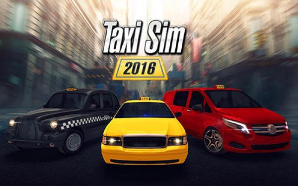 Taxi Sim 2016 Game Android Free Download