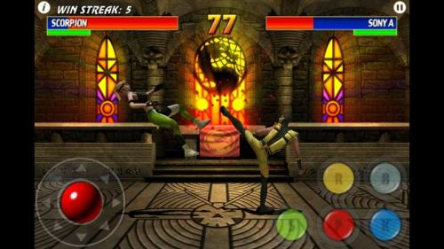 Ultimate Mortal Kombat 3 Game Ios Free Download