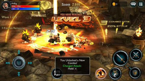 ChronoBlade Game Android Free Download