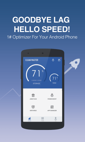 Clean Master Boost AppLock App Android Free Download