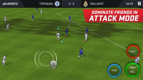 FIFA Mobile Soccer Game Android Free Download
