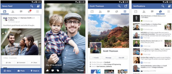 Facebook App Android Free Download