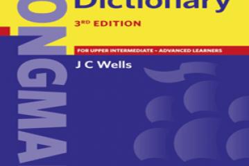 Longman Pronunciation Dictionary For windows Free Download