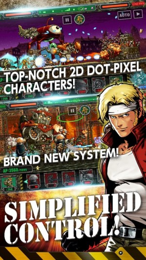 METAL SLUG ATTACK Game Android Free Download