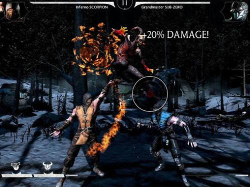 MORTAL KOMBAT X Game Android Free Download