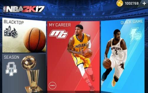 NBA 2K17 Game Android Free Download