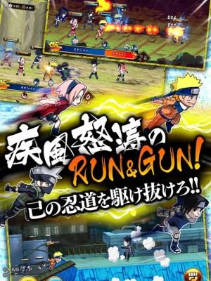 Naruto Shinobi collection Gale Ranbu Game Android Free Download