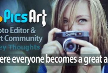 PicsArt Photo Studio PREMIUM App Ios Free Download
