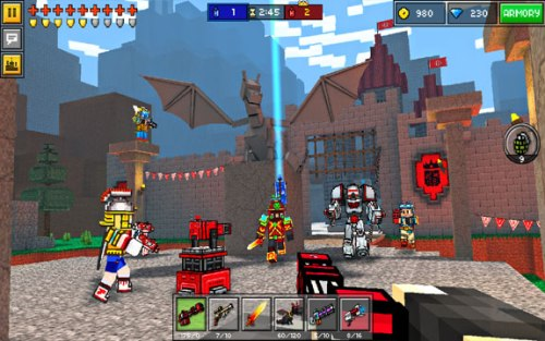 Pixel Gun 3D Game Ios Free Download