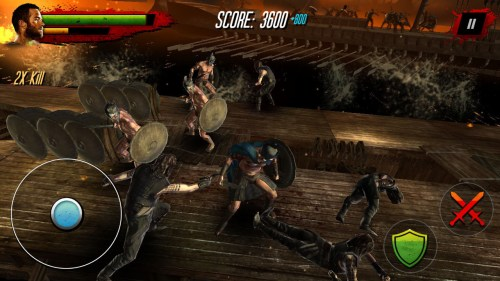 300 Seize Your Glory Game Android Free Download