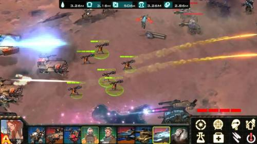 Ark of War AoW Game Android Free Download