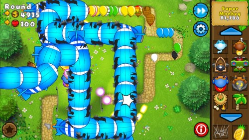 Bloons TD 5 Game Android Free Download