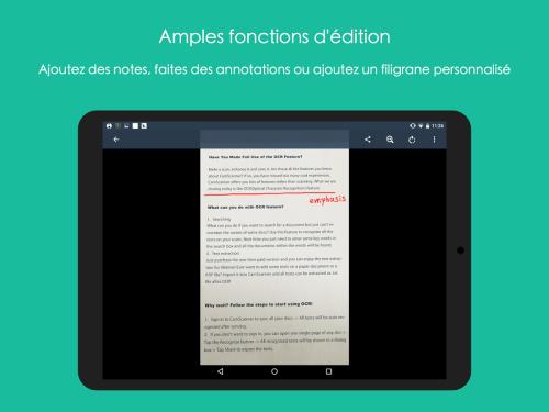 CamScanner Phone PDF Creator App Android Free Download