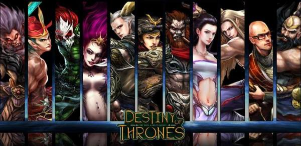 Destiny Of Thrones Game Android Free Download