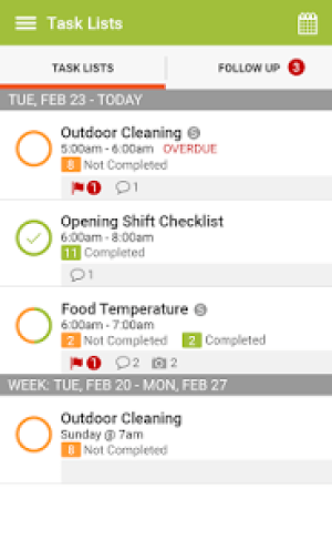HotSchedules Logbook App Android Free Download
