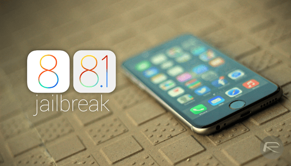 Jailbreak iOS 8 Pangu App Free Download