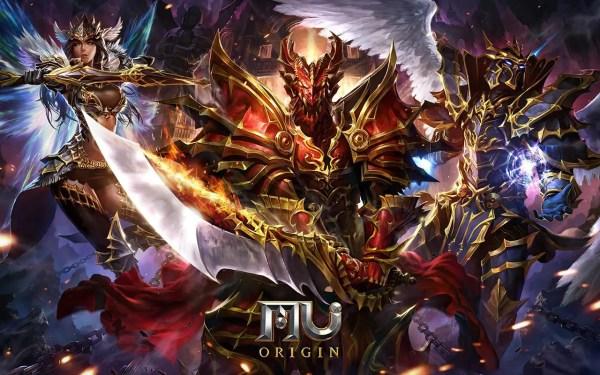 MU Origin Game Android Free Download