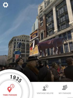 Macy's Parade Time Traveler Game Android Free Download