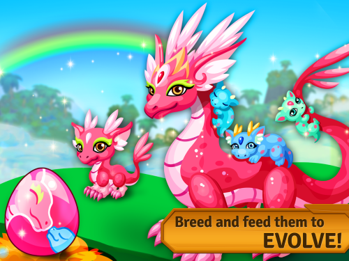 Dragon Story Holidays Game Android Free Download