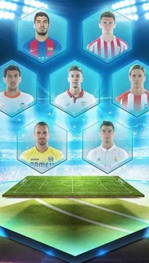 Dream Eleven La Liga Game Android Free Download
