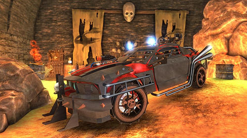 Fix My Car Mad Road Game Android Free Download