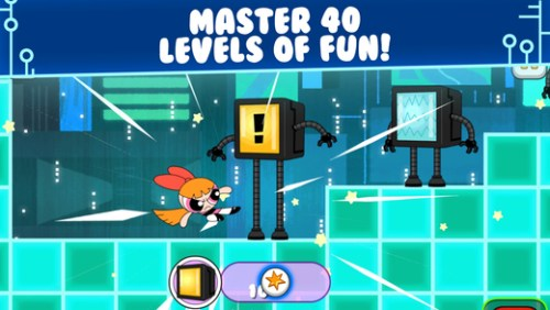 Glitch Fixers Powerpuff Girls Game Android Free Download