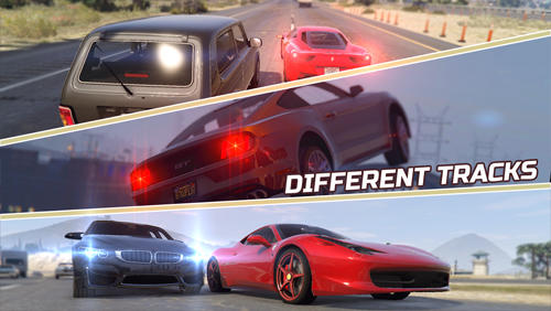 Grand Racing Auto 5 Game Android Free Download