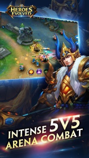 Heroes Evolved Game Android Free Download