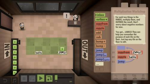 Human Resource Machine Game Android Free Download