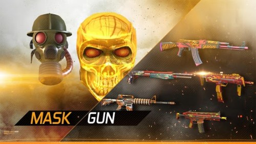 Maskgun Multiplayer FPS Game Android Free Download