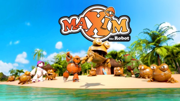 Maxim The Robot Game Android Free Download