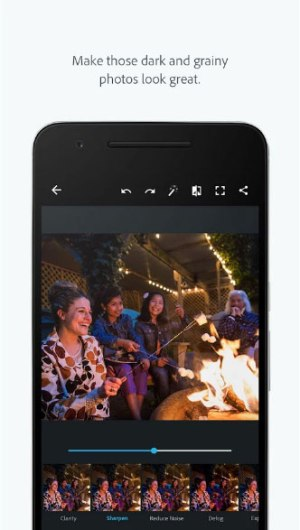Adobe Photoshop Express Premium App Android Free Download