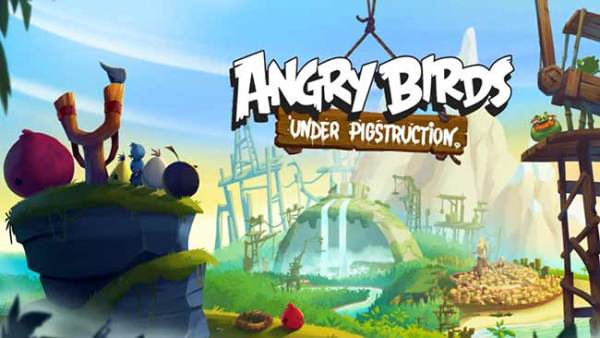Angry Birds Under Pigstruction Game Ios Free Download