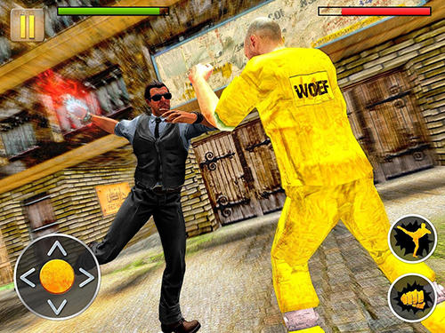 Angry Mafia Fighter Attack 3D Game Android Free Download