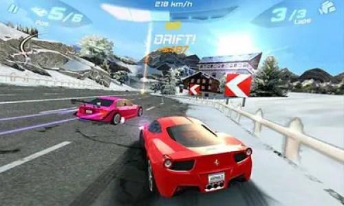 Asphalt 6 Adrenaline HD Game Android Free Download
