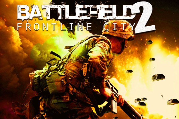 Battlefield Frontline City 2 Game Android Free Download