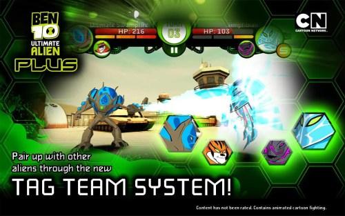 Ben 10 Xenodrome Plus Game Android Free Download
