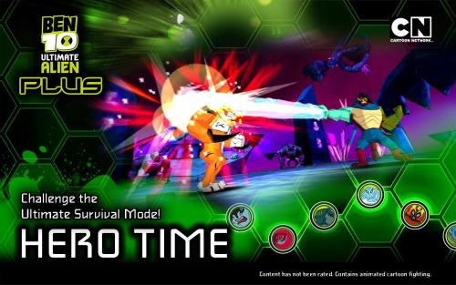 Ben 10 Xenodrome Plus Game Android Free Download