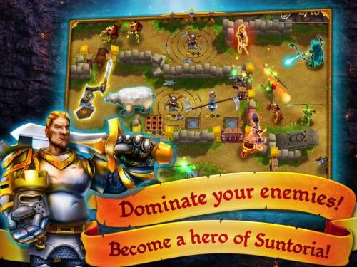 Defenders Of Suntoria Game Ios Free Download