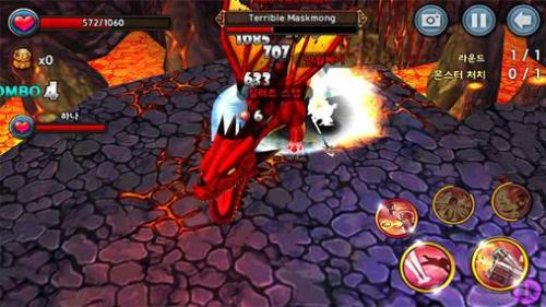 Demong Hunter 2 Game Android Free Download
