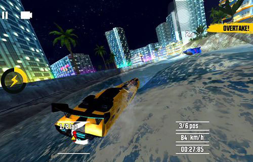 Driver Speedboat Paradise Game Android Free Download