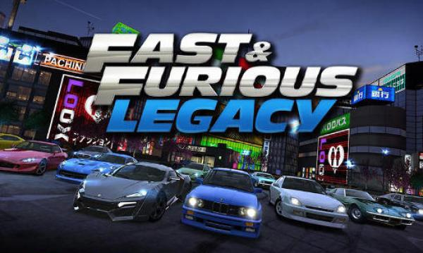 Fast And Furious Legacy Game Android Free Download