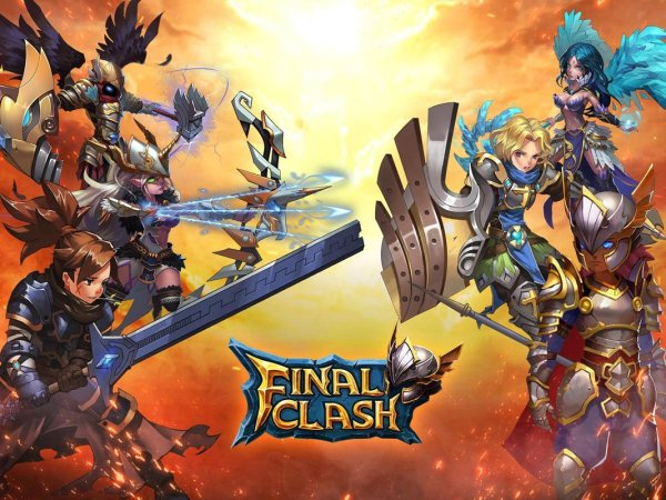 Final Clash 3D FANTASY MMORPG Game Android Free Download