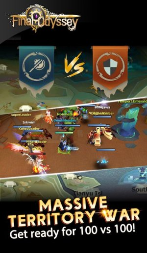 Final Odyssey Game Android Free Download