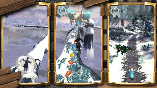 Final Run Snow Temple Game Android Free Download