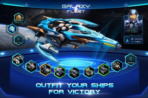Galaxy Fleet Alliance War Game Android Free Download