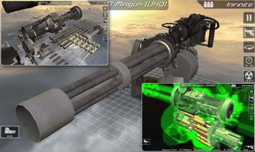 Gun Disassembly 2 Game Android Free Download