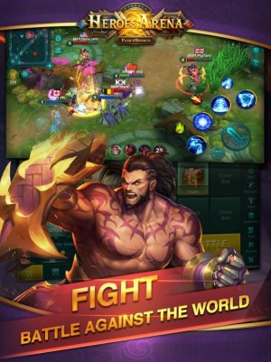 Heroes Arena Game Android Free Download