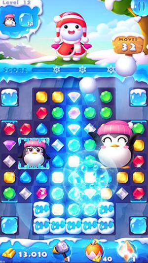 Ice Crush 2 Winter Surprise Game Android Free Download