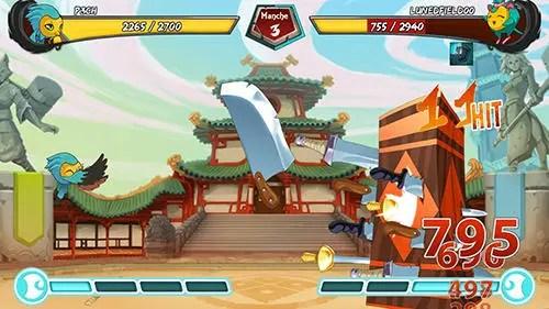 Jan Ken Battle Arena Game Android Free Downlaod